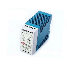 DRA-40-12, 12VDC 3.34A 40W Ray Montaj SMPS Güç Kaynağı, MeanWell