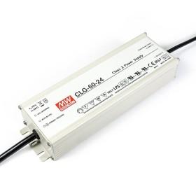 CLG-60-20, 20VDC 3.00A Ayarlanabilir LED Sürücü, MeanWell