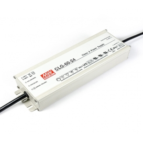 CLG-60-36, 36VDC 1.7A Ayarlanabilir LED Sürücü, MeanWell