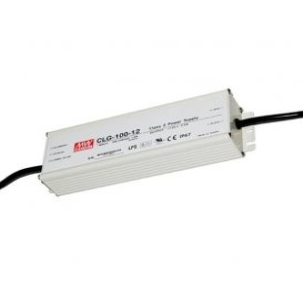 CLG-100-12, 12VDC 5.00A Sabit Voltaj LED Sürücü, MeanWell