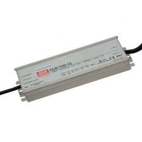 CLG-150-12, 12VDC 11.0A Sabit Voltaj LED Sürücü, MeanWell