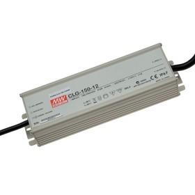 CLG-150-24B, 24VDC 6.30A Ayarlanabilir LED Sürücü, MeanWell