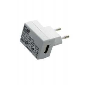 GS05E-USB, 5VDC 1.00A Priz Tipi USB Adaptör, Mean Well