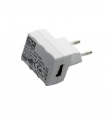 GS05E-USB, 5VDC 1.00A Priz Tipi USB Adaptör, Mean Well