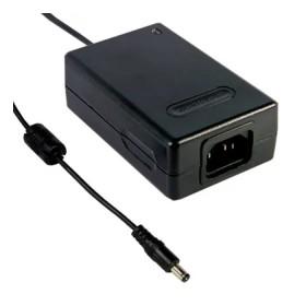 MES30A-6P1J, 24VDC 1.25A 30W Priz Tip Medikal Adaptör, Mean Well