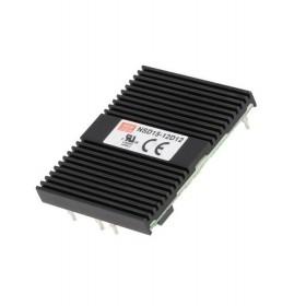 NSD15-12D12, 12Vin ±12Vout ±0.62A 15W DC/DC Konvertör, Mean Well