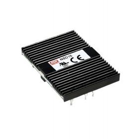 NSD15-12S3, 12Vin 3.3Vout 3.75A 12W DC/DC Konvertör, Mean Well
