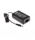 GS15A12-P1J, 12VDC 1.25A Priz Tipi Adaptör, Mean Well