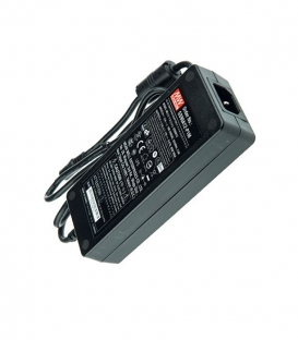 GS90A12-P1M, 12VDC 6.67A Priz Tip Adaptör, Mean Well