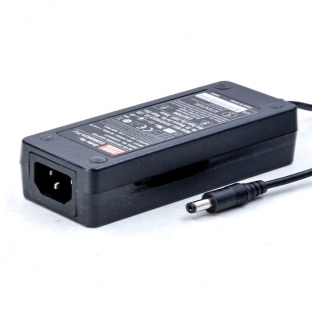 GSM60A09-P1J, 9VDC 6A 54W Priz Tip Medikal Adaptör, Mean Well