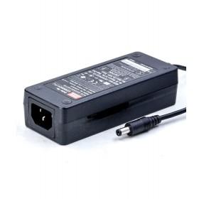 GSM60A24-P1J, 24VDC 2.5A 60W Priz Tip Medikal Adaptör, Mean Well
