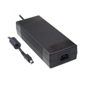GST220A24-R7B, 24VDC 9.2A 221W Priz Tip Adaptör, Mean Well