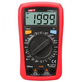 UT-33C+, Dijital Multimetre