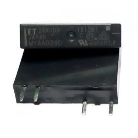 MYAA024D, 24VDC 5A 1 Form A (SPST-NO) Röle