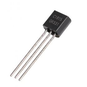 2SC1815, C1815, TO-92 Transistör