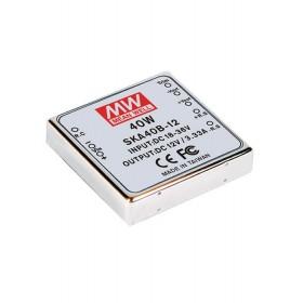 SKA40A-05, 9~18Vin 5Vout 35W DC/DC Konvertör