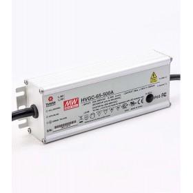 HVGC-65-1050A, 1050mA 65W Sabit Akım Led Sürücü, MeanWell