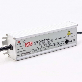 HVGC-65-500A, 500mA 65W Sabit Akım Led Sürücü, MeanWell