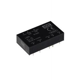 LDD-350H-DA, 6-50Vin 3-45Vout 350mA DC/DC LED Sürücü, MeanWell