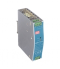 NDR-75-24, 24VDC 3.2A Ray Montaj SMPS, MeanWell