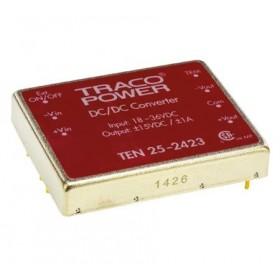 TEN 25-2423, 18-36Vin ±15Vout ±1A 30W DC/DC Konvertör