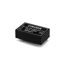 EC4A05, 18-36Vin ±15Vout ±190mA 5W DC/DC Konvertör