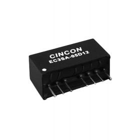 EC3SA-12S05N, 9-18Vin 5Vout 600mA 3W DC/DC Konvertör