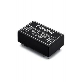 EC3A06, 4.5-6Vin ±15Vout ±100mA 3W DC/DC Konvertör
