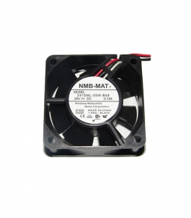 2410ML-05W-B59, 60x60x25mm 24VDC 0.13A 3 Kablolu Fan