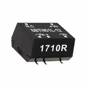 SBTN01L-05, 5Vin 5Vout 200mA 1W DC/DC SMD Konvertör, MeanWell