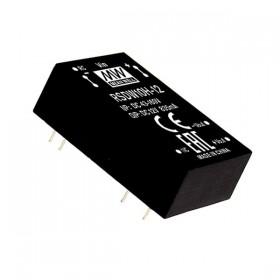 RSDW10H-03, 110Vin 3.3Vout 2500mA 10W DC/DC Konvertör, MeanWell