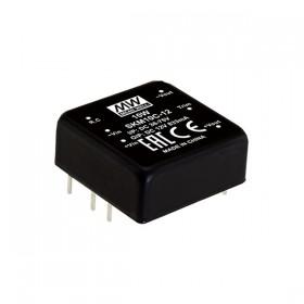 SKM10A-03, 12Vin 3.3Vout 2500mA 10W DC/DC Konvertör, MeanWell